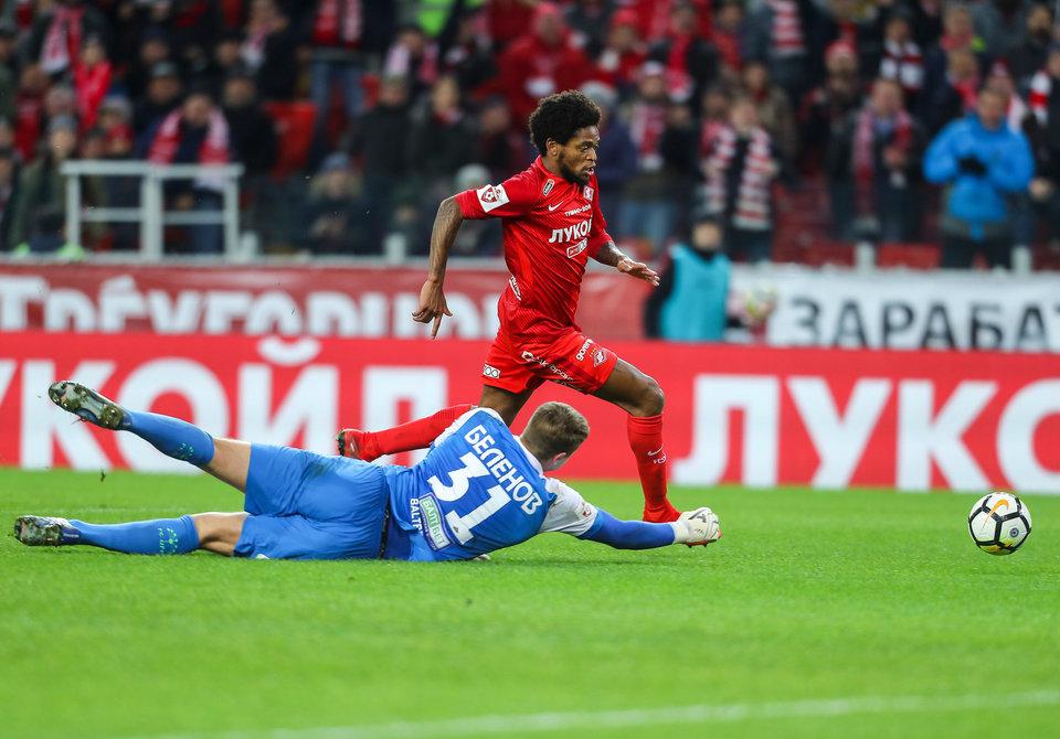 Беленов попал в команду недели FIFA 18