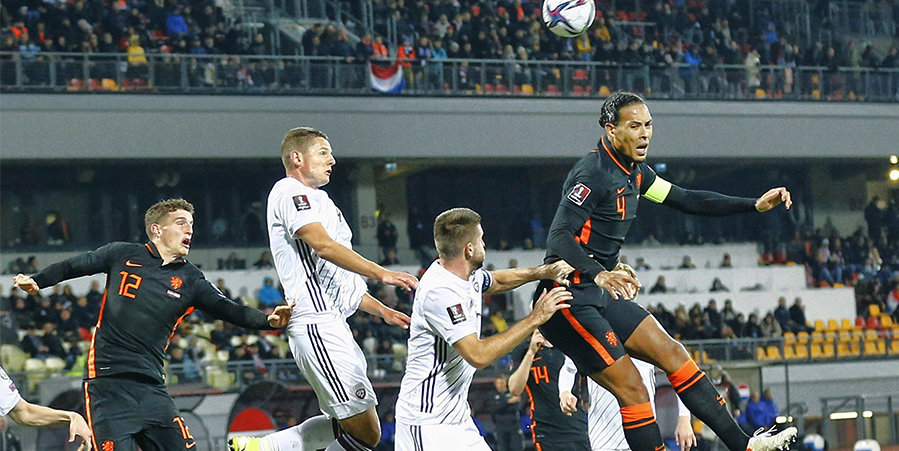 Хорватия и Словения убедительно победили, Гус Тиль дебютировал в старте сборной Нидерландов. 5 событий дня в отборе ЧМ-2022