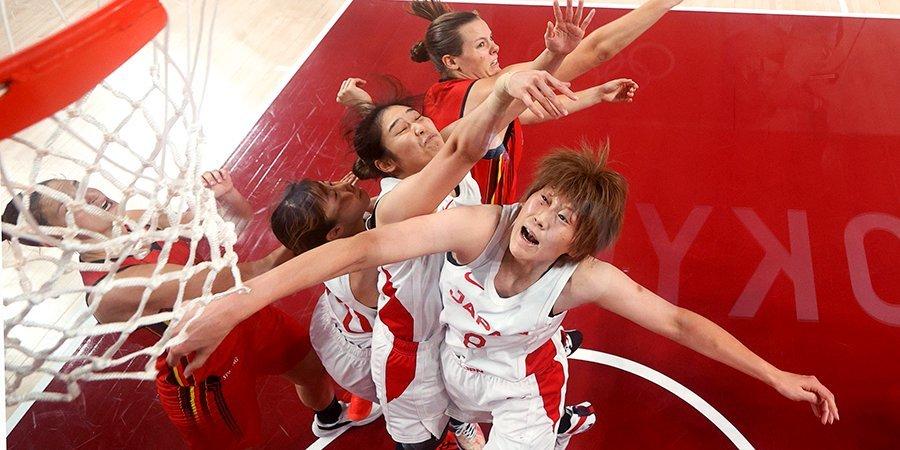 Японки вырвали победу у Бельгии и впервые в истории сыграют в полуфинале Олимпийских игр