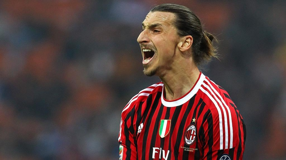 Стало известно, сколько Ибрагимович хочет зарабатывать в «Милане»