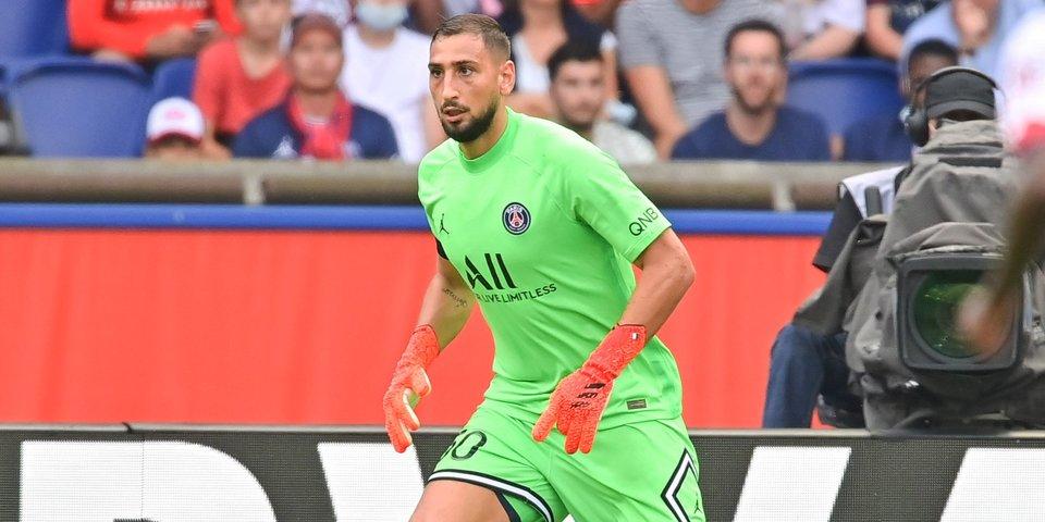 «ПСЖ» забил четыре безответных мяча «Клермону» в дебютном матче Доннаруммы
