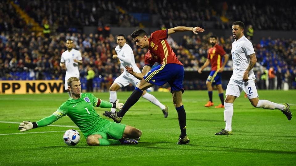 Что нужно знать о ставках на матч Испания – Англия 15 октября
