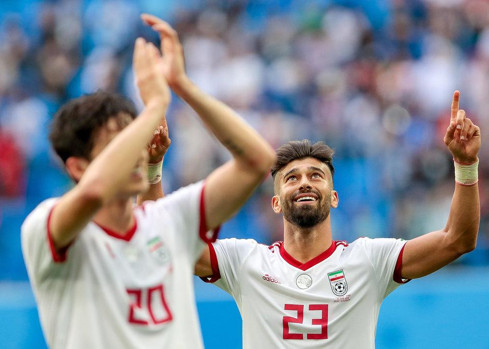 Нападающий сборной Ирана попал в сферу интересов «Эвертона»