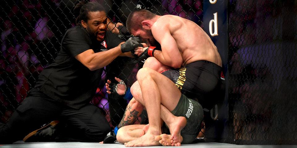 Нурмагомедов может быть лишен титула чемпиона UFC