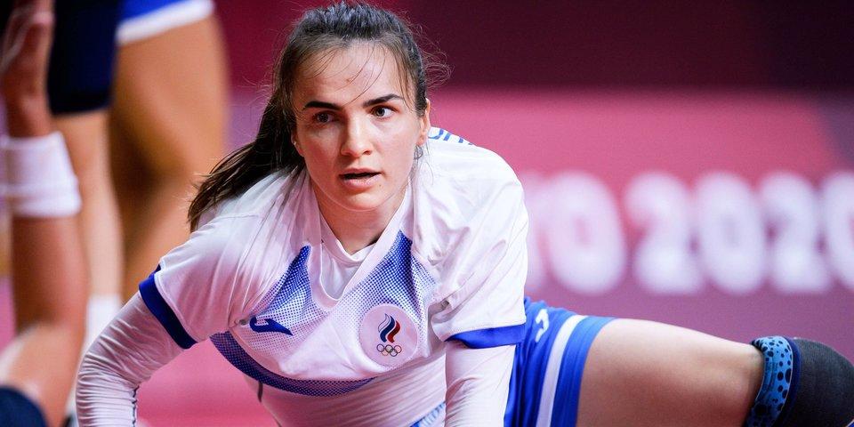 Анна Вяхирева — в эфире «Матч ТВ»: «Не знаю, сколько продлится пауза в карьере»