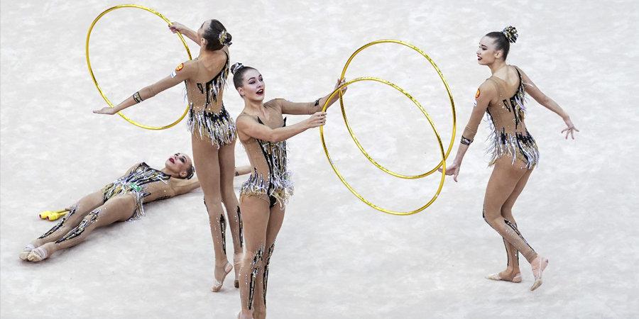 Чемпионат Европы-2023 по художественной гимнастике пройдет в Москве