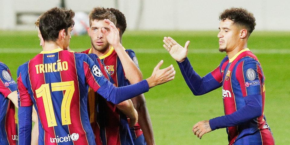 СМИ: «Барселона» просит денег у голливудских киностудий