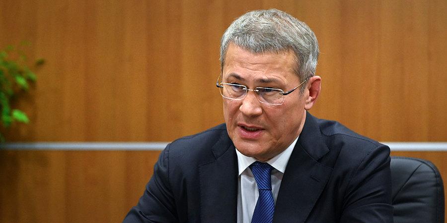 Глава Башкирии: «Есть претензии к тому, что происходит в «Уфе». Не собираюсь спонсировать клуб из бюджета»