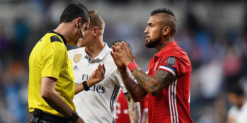 Судья убил «Баварию» в матче с «Реалом». Это правда?