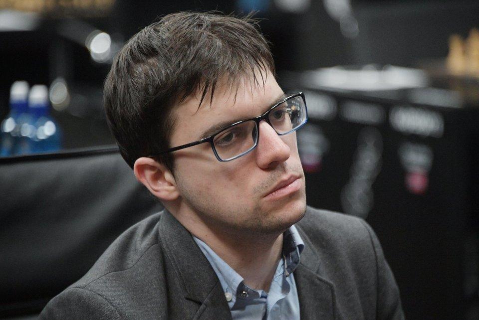 Максим Вашье-Лаграв: «Мы все с нетерпением ждали возобновления турнира претендентов»