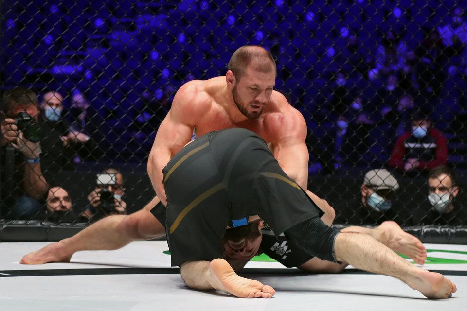 Виталий Минаков: «Штырков вырос на две головы и не уступает Исмаилову в скорости»