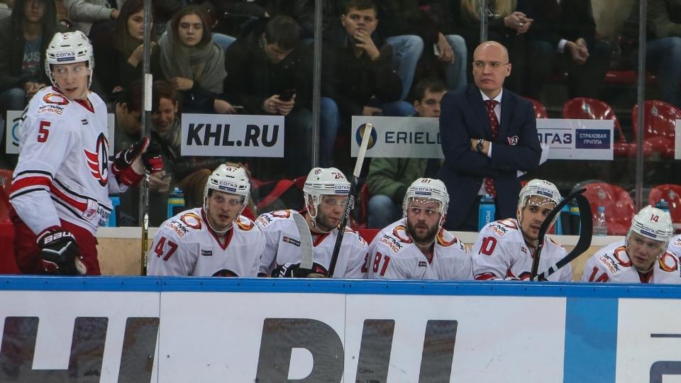 Андрей Разин: «У «Северстали» пока нет психологии победителей»