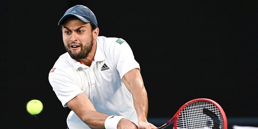 Аслан Карацев: «Было бы интересно сыграть с Федерером. То, как он держит себя в форме, редкость»