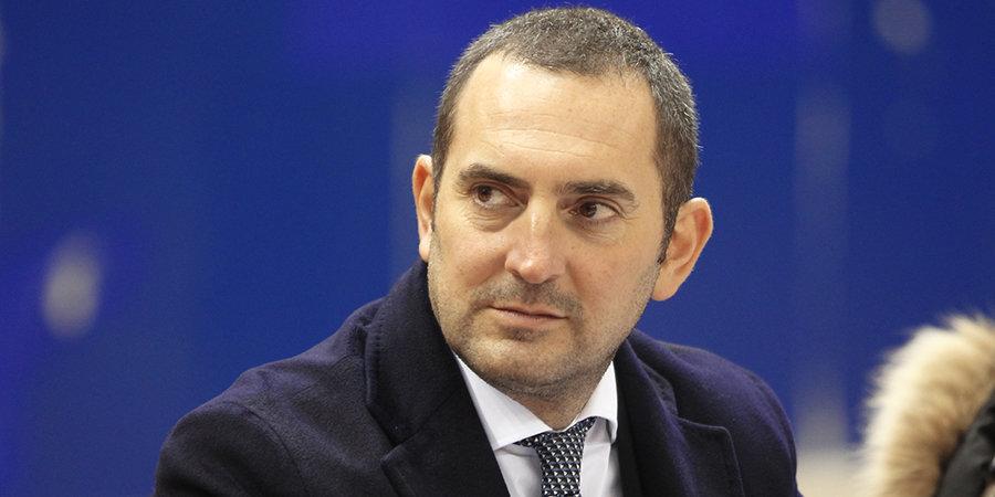 Президент «Эмполи» заподозрил министра спорта Италии в ненависти к футболу