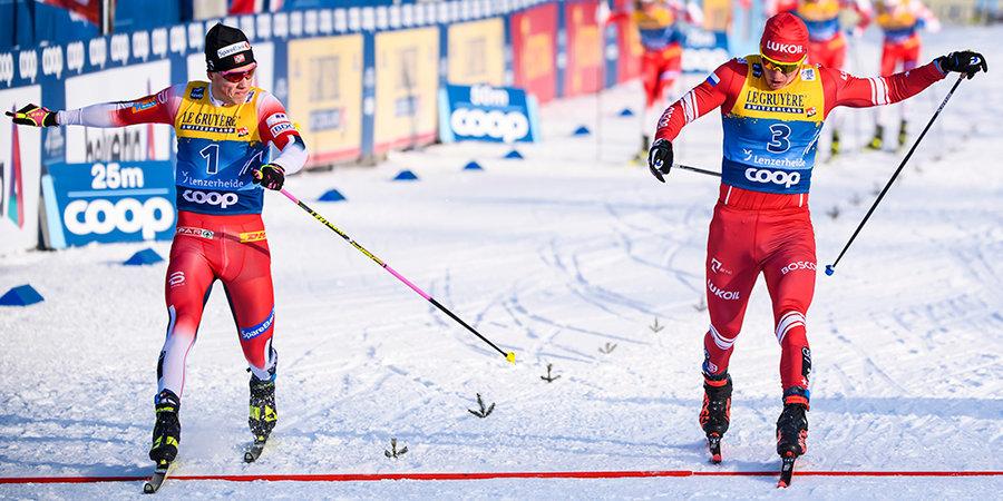 Йоханнес Клебо: «Не чувствую себя фаворитом чемпионата мира. На дистанции есть сильный россиянин»
