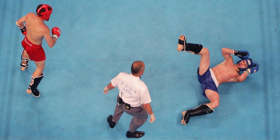 Чечня принимает международный турнир по кикбоксингу