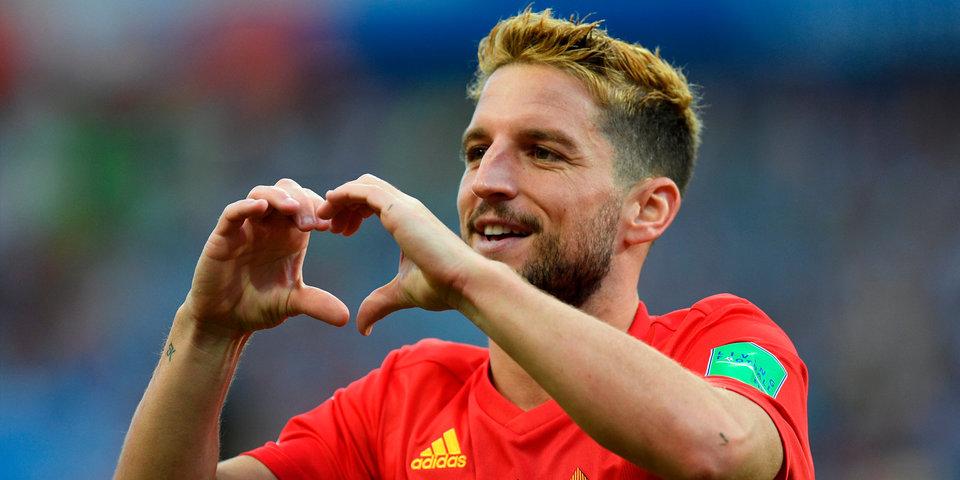 Сборная Бельгии обыграла Англию в Лиге наций, Польша с Крыховяком проиграла Италии
