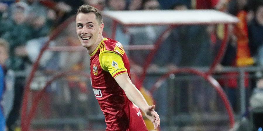 Лука Джорджевич – о голе в ворота «Локомотива»: «Помнил, что можно помочь «Зениту»