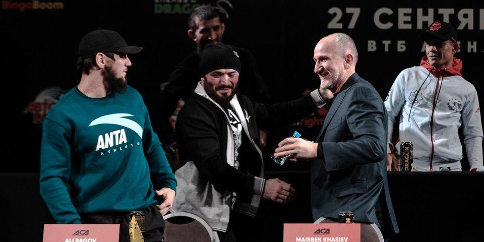 Фанаты из Таджикистана освистали бойца; соперник Хабиба не верит в реванш. Как в России конкурируют с UFC