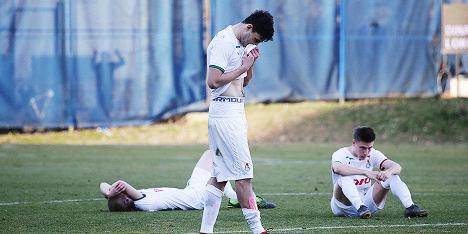 «Локомотив» в серии пенальти проиграл загребскому «Динамо» в 1/16 финала Юношеской лиги УЕФА