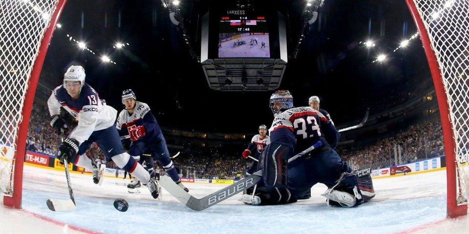 Выберите лучшую шайбу дня на чемпионате мира по хоккею