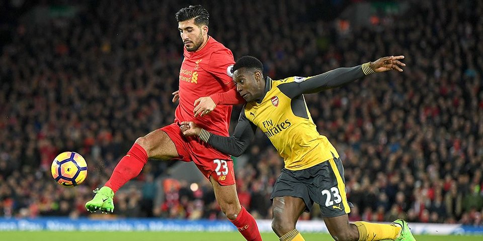 Почему «Арсенал» провалился на «Энфилде»? Объясняет Денис Казанский