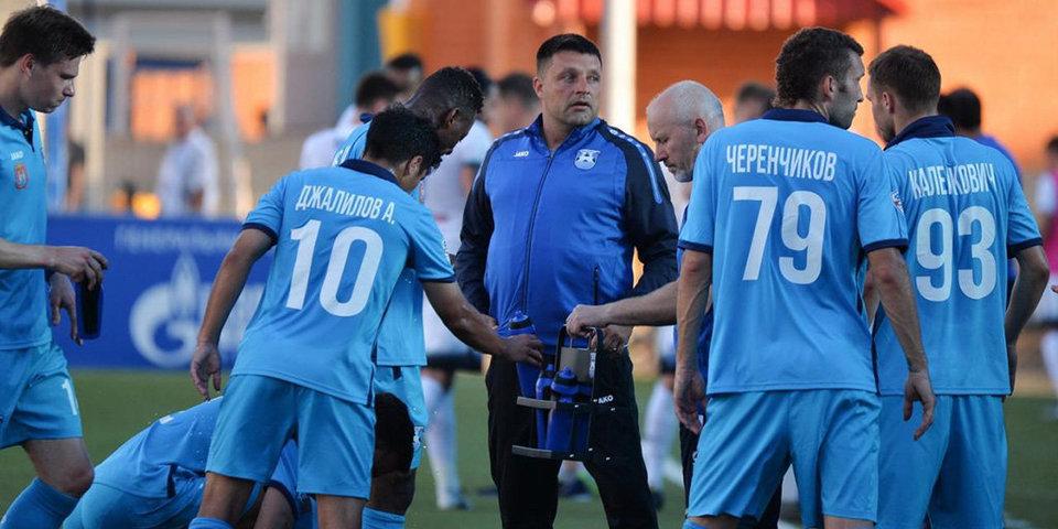1-ый матч настадионе ЧМ-2018 вКалининграде «Балтика» сыграет с«Ротором»