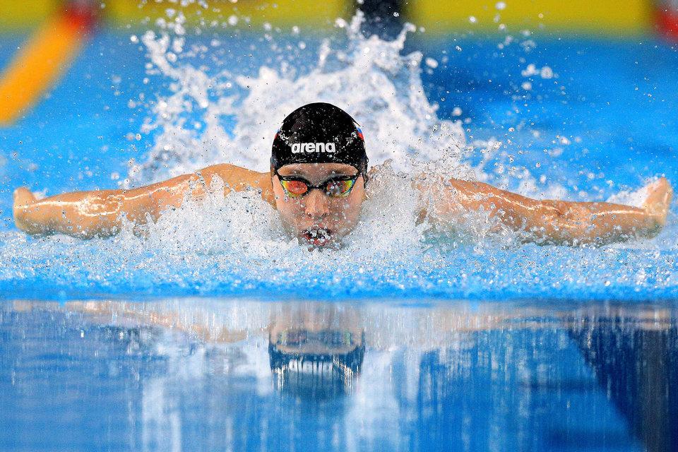 Андрей Минаков: «Нравится эйфория старта, адреналин, Олимпиада — лучшие соревнования»