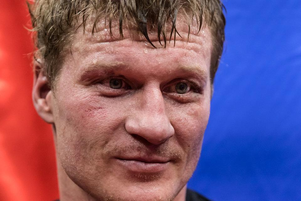 Поветкин вошел в тройку рейтинга WBC