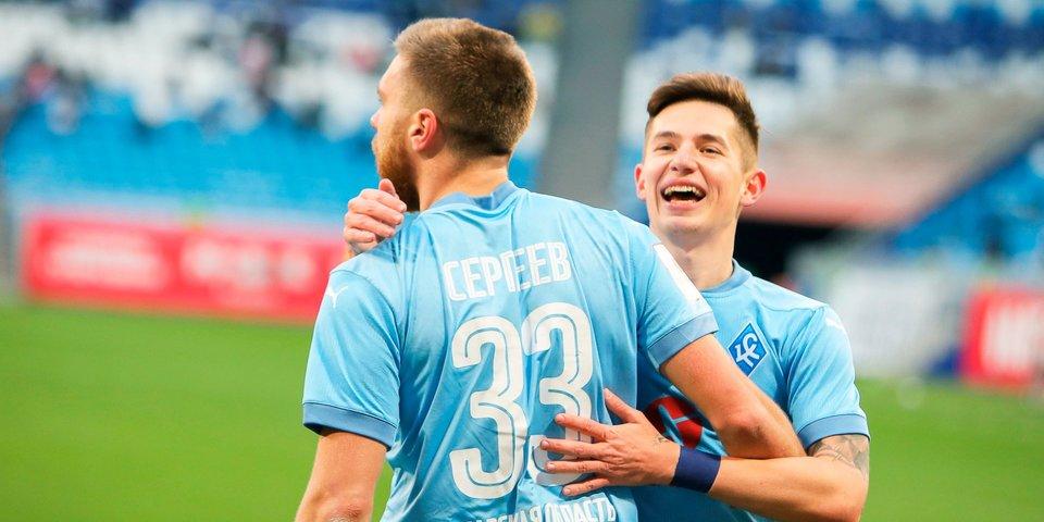 Антон Зиньковский — о матче с «Рубином»: «Пропустили самый быстрый гол из возможных, в первой же атаке»