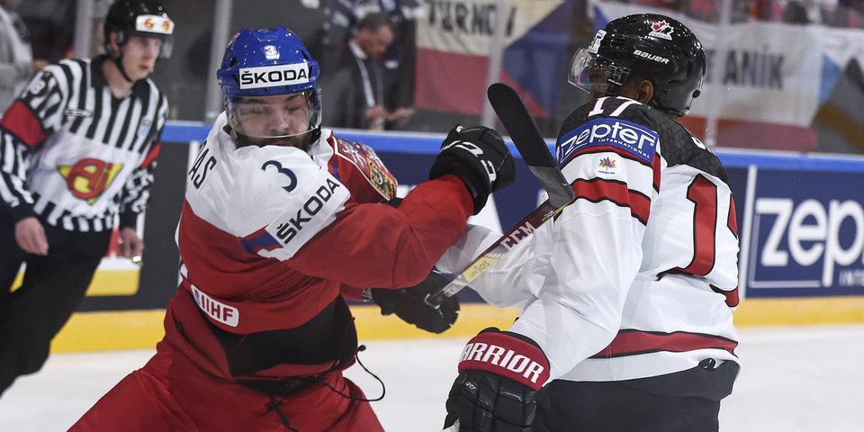 Выбери лучший гол субботы на чемпионате мира по хоккею