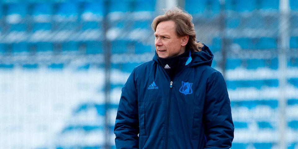 Валерий Карпин: «Нашим футболистам надо уезжать в европейские чемпионаты»