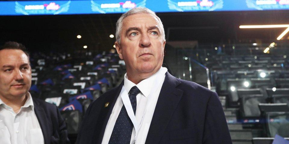 Тардиф выразил готовность развивать и защищать хоккей на посту президента ИИХФ