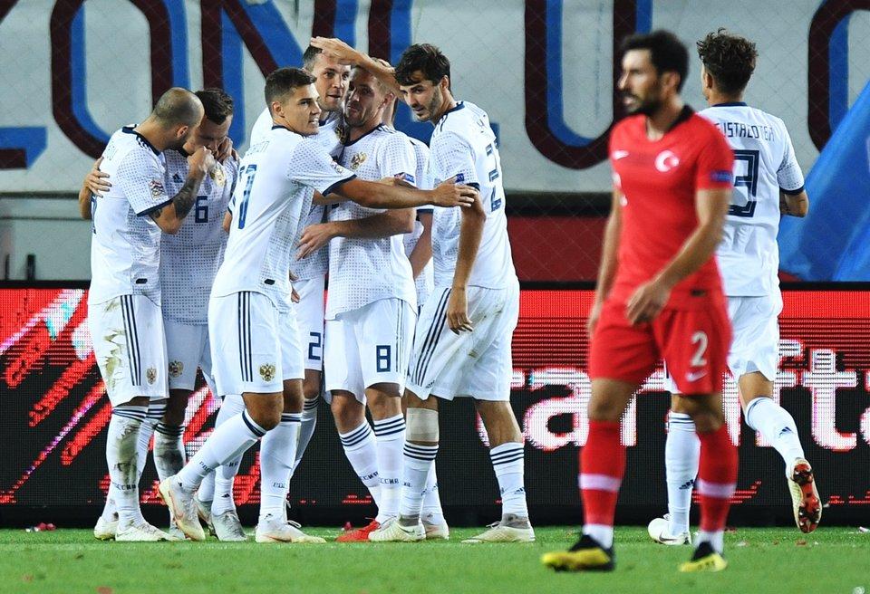 Вратарь сборной Турции: «Ответный матч против России сыграем намного лучше»