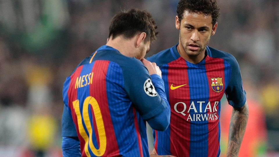 Дубль Неймара помог «Барселоне» обыграть «Ювентус» в США
