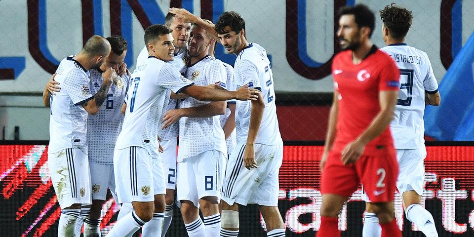 На матч Россия – Швеция продано 30 тысяч билетов, на встречу с Турцией – 20 тысяч