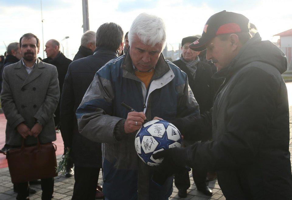 Ловчев стал председателем МФСО «Спартак»