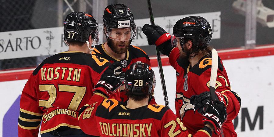 Виталий Магранов: «Команда 2021 года — самый сильный «Авангард» в истории КХЛ»