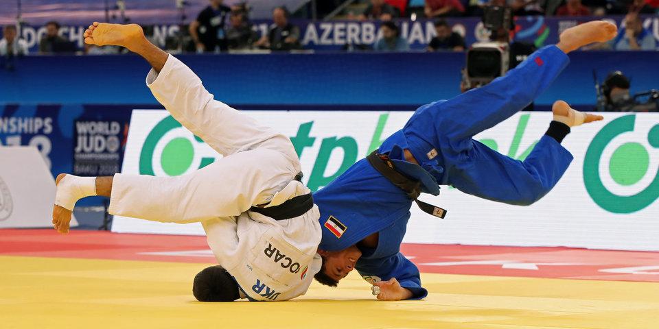 Японцы неудержимы в Баку. Второй день чемпионата мира по дзюдо