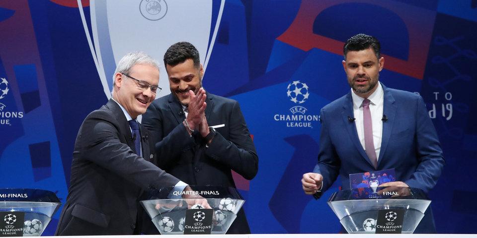 Кому протоптана тропинка в Мадрид? Анализируем пары четвертьфиналистов Лиги чемпионов