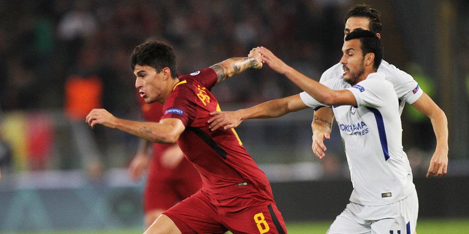 «Челси» разгромлен в Риме, «Карабах» отнял очки у «Атлетико»