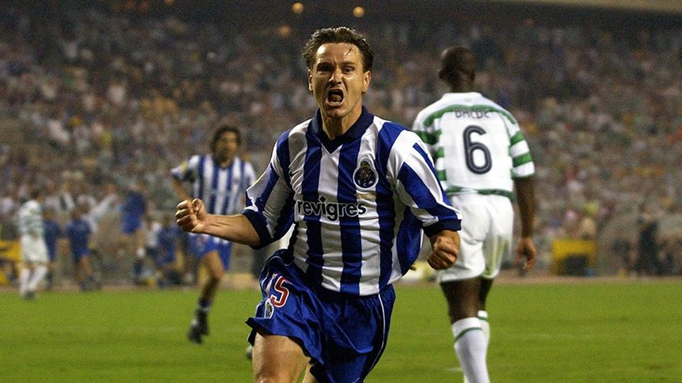 «Порту» — «Монако» — 3:0. Лига чемпионов-2003/04. Финал