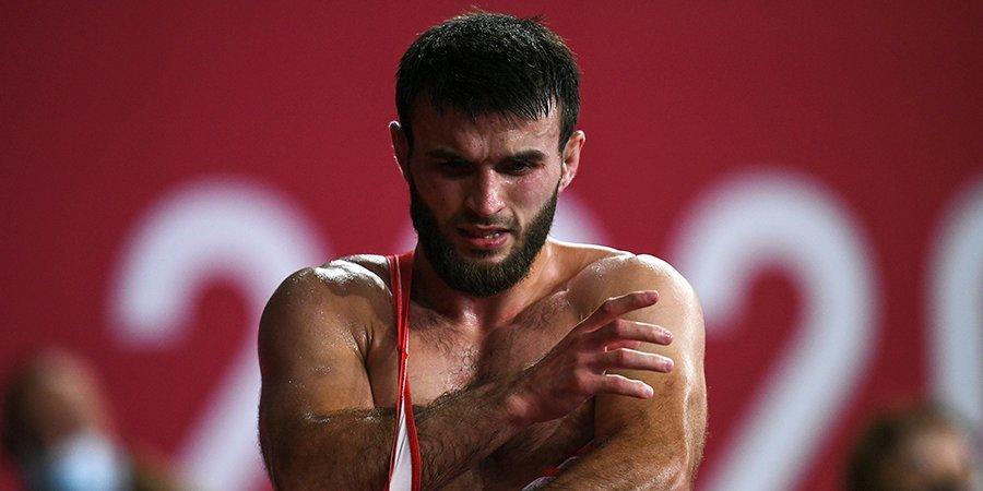 Вольник Рашидов не смог выйти в финал Олимпийских игр