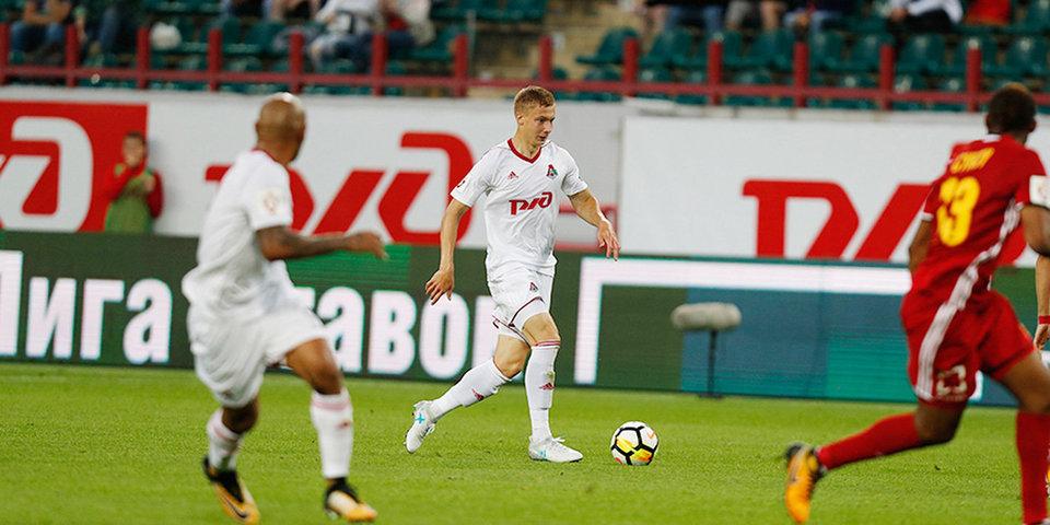 Михаил Лысов: «До сих пор не верится, что позволили выйти за главную команду «Локомотива»