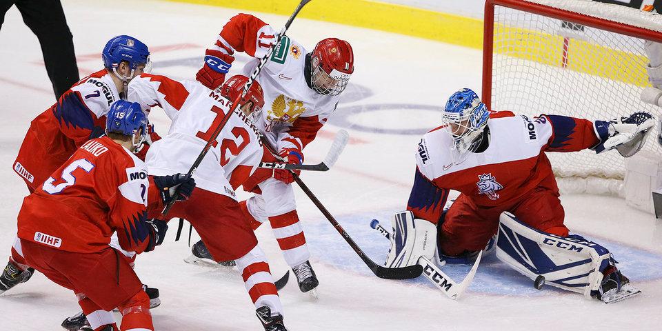Россия одержала вторую победу подряд