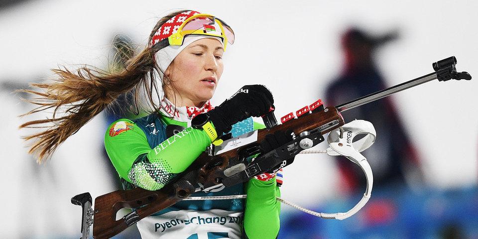 Домрачева может объявить о завершении карьеры 25 июня