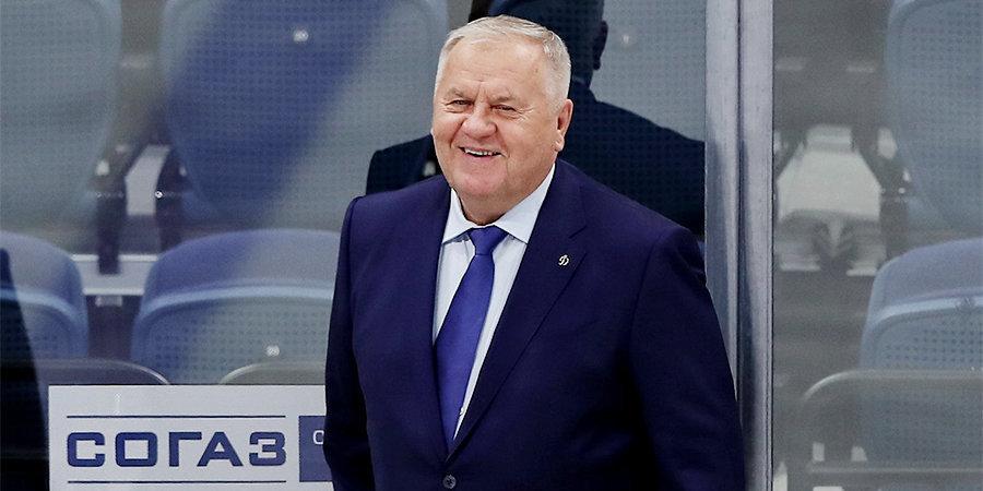 Владимир Крикунов: «После неприятного поражения собрались и сыграли очень строго»