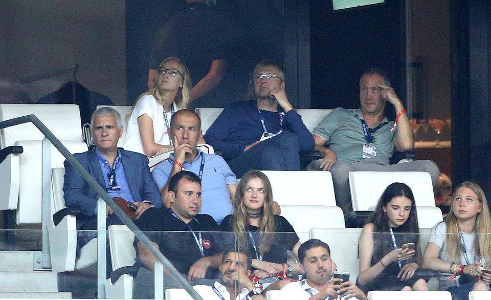 Жардим прокомментировал уход Васильева из «Монако»