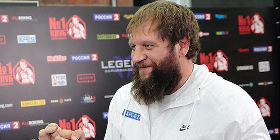 Емельяненко и Джонсон не выявили победителя на WCFA 50