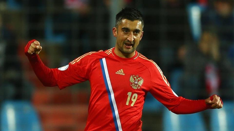 «Спартак» объявил о трансфере Самедова